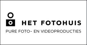 Nieuw logo het fotohuis - pure videoproducties