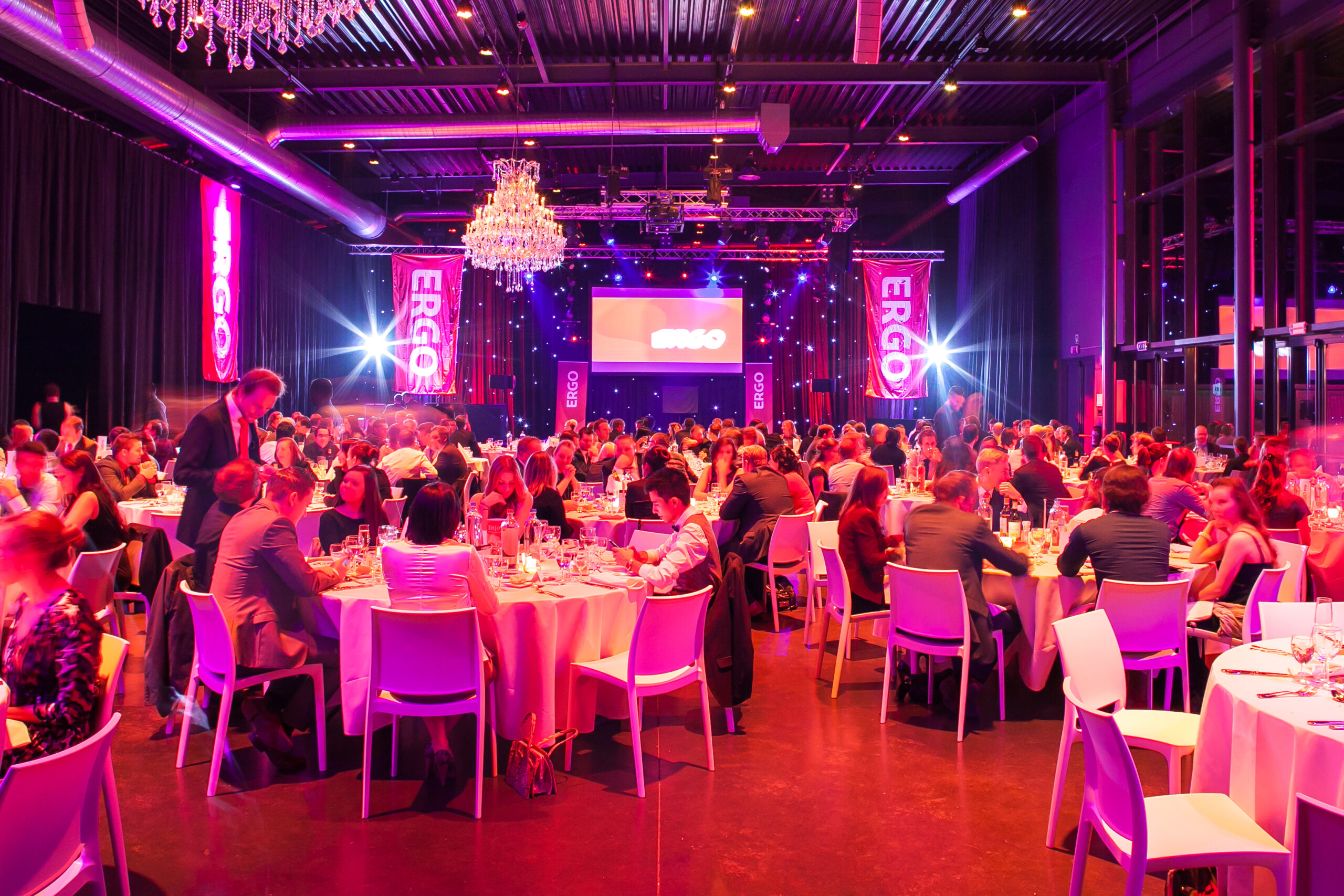 Event Foto en video - Kerstfeest Ergo Pro