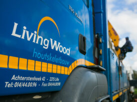 Corporate video - Voorstelling Livingwood houtskeletbouw