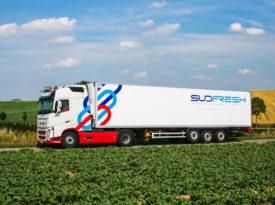 promofilm transportfirma SudFresh - de videoproductie van een promovideo
