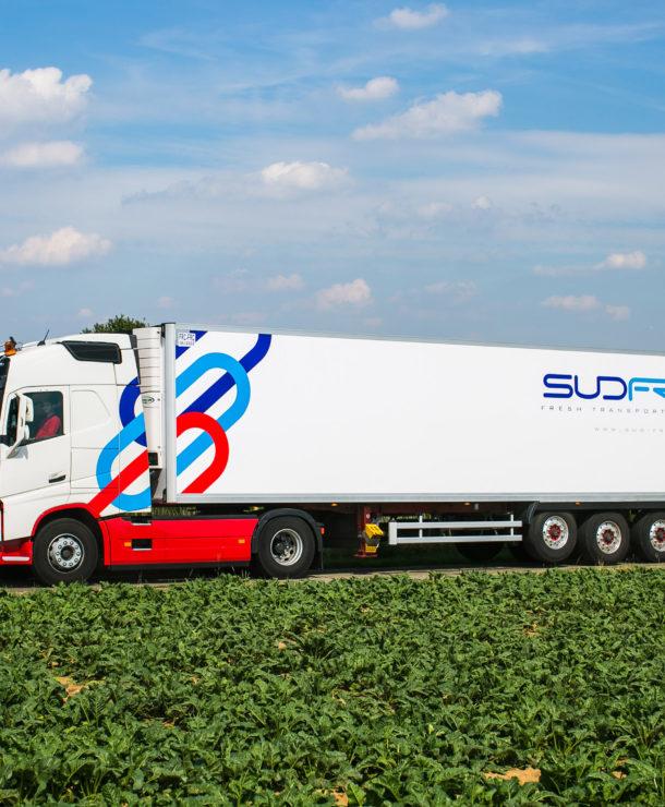 Promofilm transportfirma SudFresh