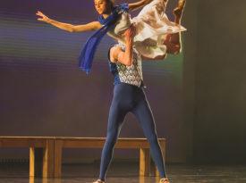 Dansvoorstelling academie mwd geel - Optreden dans