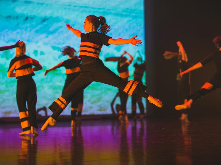 Dansvoorstelling Academie MWD Geel