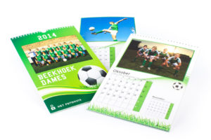 Kalender - Beekhoek damesvoetbalploeg
