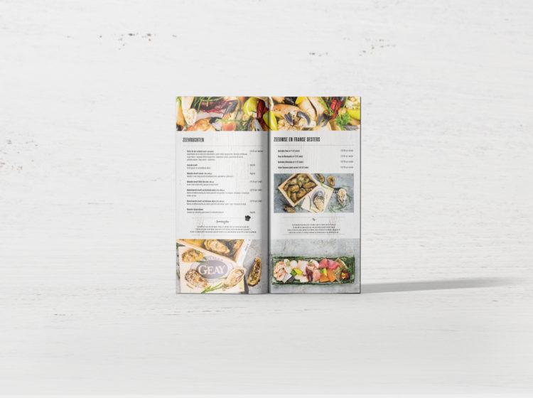 Feestfolder Sysmans Food Stores