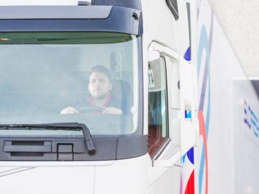 Fotoreportage kalender Transportfirma SudFresh Logistics
