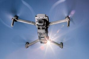 Dronebeelden - Drone foto's video met de DJI Mavic 2 Pro